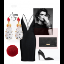 Night Out Glam | Polyvore Featuring Unniyarcha Earrings