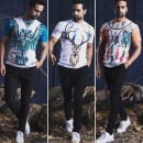 T-shirts from Siddartha Tytler's Spring Summer 2016 Collection