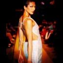 Nina Manuel Rocking a Crystal Siddartha Tytler Gown