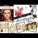 The return of the earrings - Beautiful earrings by Indian Designer Eina Ahluwalia