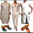 An eye for ivory - Indian designer clothes by fashion designers - designer shirts for men