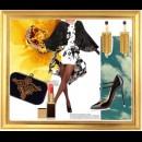 Strand of Silk-Indian Fashion Designer-Manoviraj Khosla-art deco earrings