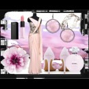 indian fashion designers Raakesh Agarvwal - pale pink gown