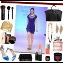 Strand of Silk - Indian Fashion Designer - Sannam Chopra - Indian Earrings