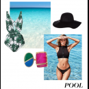 Pool Party Chic - Featuring Stylish Ring by Roopa Vohra