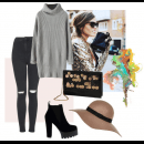 Gold and Grey | Polyvore Featuring Meera Mahadevia Bag