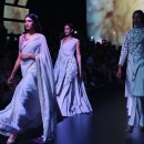 Inspirations in Grey from the Ramp from Surendri by Yogesh Chaudhary