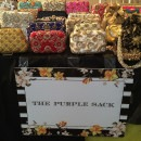 Clutch Bag Heaven featuring embroidered clutch bags from The Purple Sack