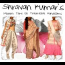 Traditional Indian Clothes | Modern Ways on Traditional Handlooms