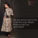 Yosshita & Neha Getting Ready for India Runway Week 2016