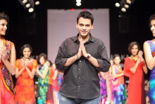 Indian Fashion Designer Nachiket Barve