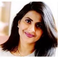 Indian Designer Anjana Bhargav
