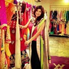 strand of silk - indian clothes - Ashna Vaswani