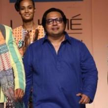 Indian Fashion Designer Debarun Mukherjee