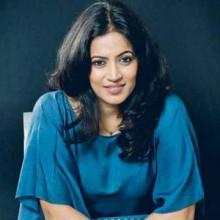 Indian Fashion Designer Deepika Govind