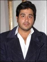 Indian fashion designer Nakul Sen