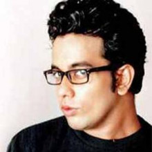 Indian Fashion Designer Aniket Satam