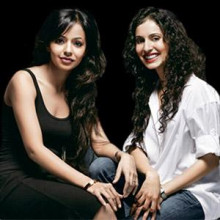 Indian Fashion Designer Duo of Stylish Evening Clothes - Gauri and Nainika