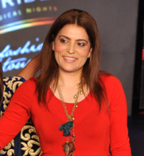 Indian Fashion Designer Reynu Taandon