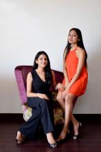Indian Designers Riddhi and Revika