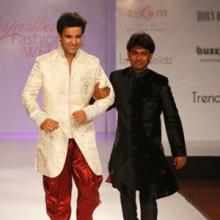 strand of silk - indian fashion - Sumit DasGupta