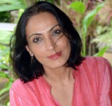 Indian Designer Krishna Mehta