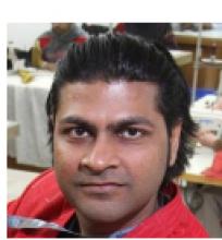 Indian Designer Manish Gupta