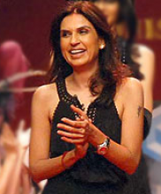 Indian Designer Monisha Jaising