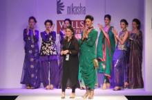 Indian Designer Nikasha Tawadey