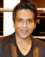 Indian Fashion Designer Rocky S
