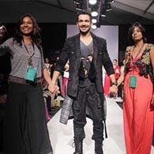 Indian Designers Isha Dangwar and Priyanka Rai