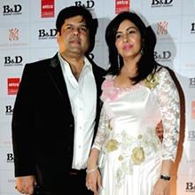 Indian Designers Kapil and Mmonika