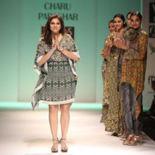 Indian Fashion Designer Charu Parashar
