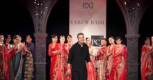 Indian Fashion Designer of Indian Bridal Clothes - Varun Bahl