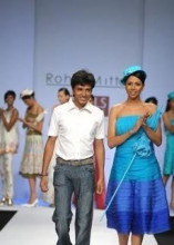 Indian Fashion Designer of Contemporary Designer Clothes - Rohit Mittal
