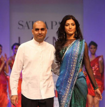 Indian Fashion Designer Satya Paul