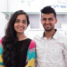 Jayesh Sachdev and Rixi Bhatia