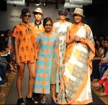 Indian Fashion Designer - Debashri Samanta