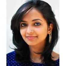 Indian Fashion Designer Mrinalini Chandra