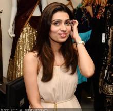 Indian designer Nikhita Tandon