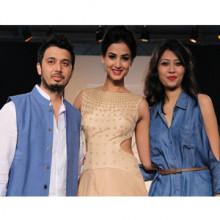 Indian Fashion Designer - Poonam and Rohit