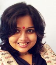 Indian Fashion Designer - Priti Mukherjee