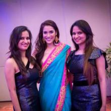Indian Fashion Designers RiddhiI & Siddhi Mapxencar