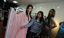 strand of silk - indian designers - cimmaron kaur