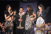 strand of silk - indian fashion designer - sidharta aryan
