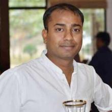 Indian Designer Sanjay Garg