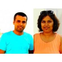 Indian Designers Nivedita and Swarup