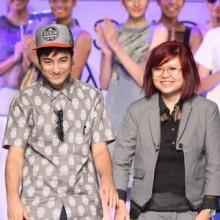 Indian Fashion Designer - Teresa Laisom & Utsav Pradhan