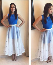Yami Gautam in a Dress by Nishika Lulla