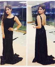 Zareen Khan Wearing Rocky Star